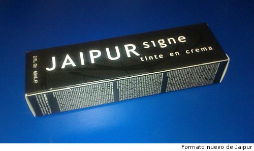 Tintes Jaipur y Aceite de visón