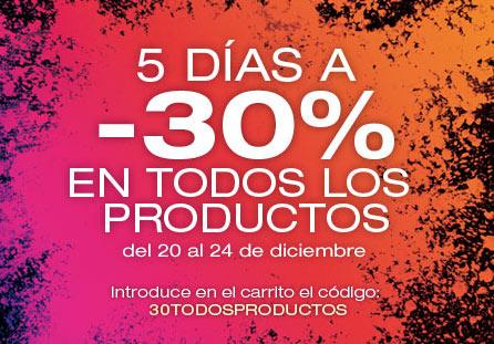 Kiko Cosmetics: 30% descuento