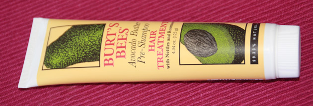 Mascarilla de aguacate Burt's Bees